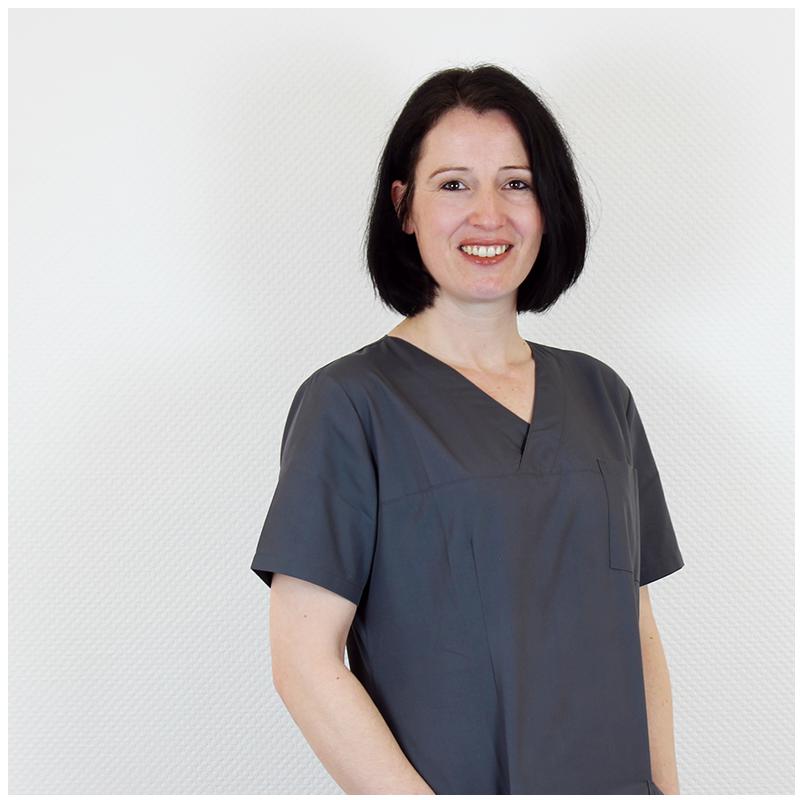 Daniela Bauerhenn Arzthelferin, Anästhesieteam Mittelrhein